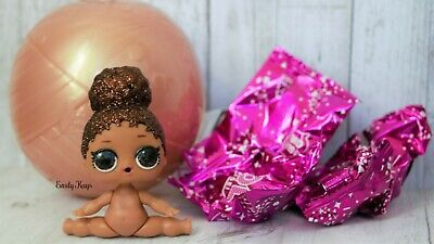 LOL Surprise Sparkle Series Boss Queen Doll Brand New Open out of Ball