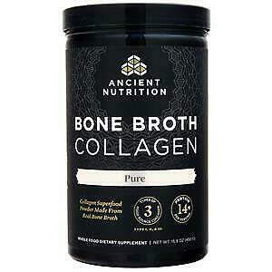 Ancient Nutrition Bone Broth Collagen Pure 450 grams