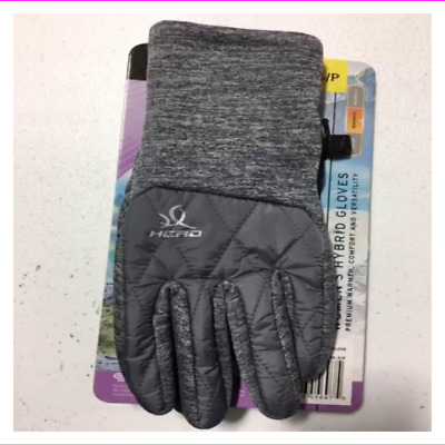 HEAD Hybrid Gloves Women's With Sensatec Touchscreen Tech