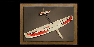 RC GLIDER DLG SPECTRE I Soaring Thermal Hand Launch Glider F3K
