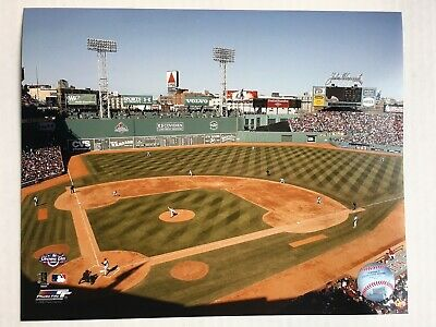 Boston Red Sox 2008 Opening Day Glossy 8 X 10 Photo Fenway Park DM1