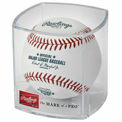 Rawlings Official 2019 All Star Futures MLB Game Baseball Indians Cubed