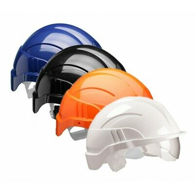 Centurion - Vision Plus Safety Helmet with Integrated Visor