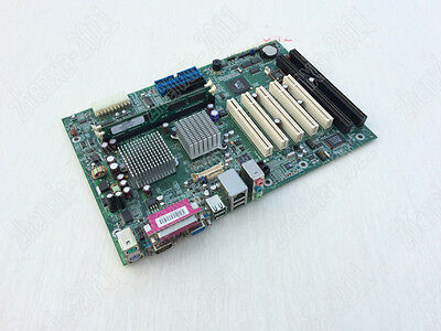 1PC used Motherboard GVPC3 5 PCI 2 ISA