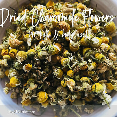 Dried Chamomile Flowers for Soap Candles Bath Salts & Craft - SYDNEY Post