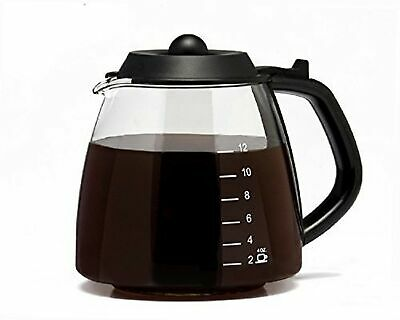 CAFÉ BREW COLLECTION 12 Cup Replacement Carafe for most Cuisinart, Mr. Coffee...