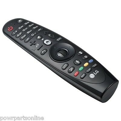 GENUINE LG MAGIC REMOTE AN-MR600 - AKB74495301 FOR Late Model LG TVs - From Aust
