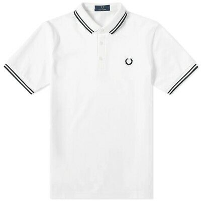 Fred Perry Polo Shirt M102 H62 Made in Japan Für Herren Antrazit Polohemd  7477