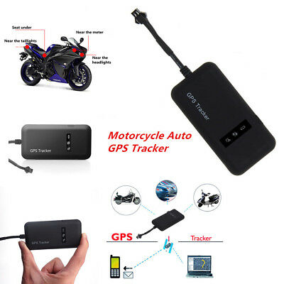 Car Motorcycle Tracking Device Anti-theft Locator Real time GPS Tracker Viable
