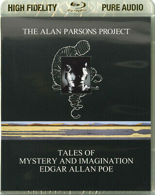 THE ALAN PARSONS PROJECT - Tales of Mystery & Imagination (BLU-RAY AUDIO DISC)