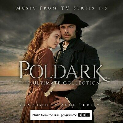 Poldark - The Ultimate Collection [CD]