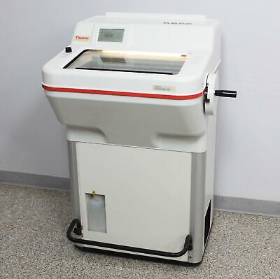Thermo Shandon Cryotome FE Cryostat Microtome A78900002 Tissue Sectioning