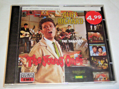 CD - Cliff Richard & The Shadows The Young Ones (2003) Sealed Neu OVP # S21