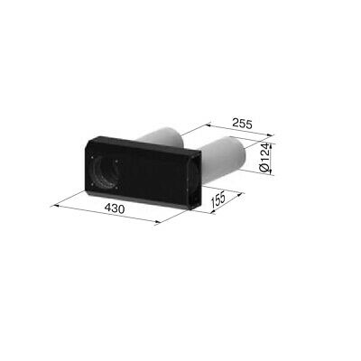 Accessories for Mounting for Micra 150 E Ventilation System with Heat Recovery