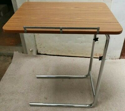 Height & Angle Adjustable Table / Over Bed / Lecturn