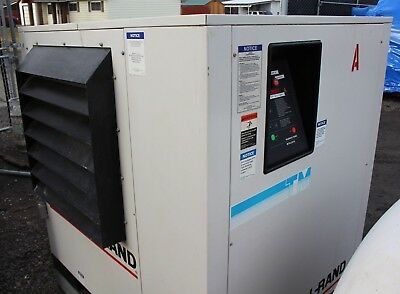 Ingersoll-Rand Thermal Mass Compressed Air Dryer TM400 NICE