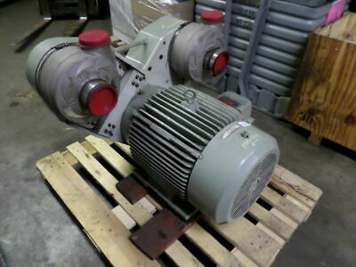 Republic Mfg. RB2400 Centrifugal Blower System With Reliance Electric 40HP Motor