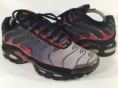 Details about Nike Air Max Plus Tn Grey Leather 2013 Mens Size 11 Rare 558571 002