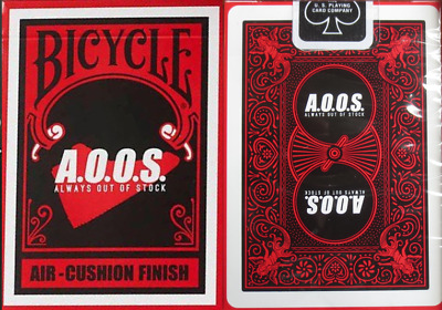 1 DECK BICYCLE Brimstone V1 Playing Cards – Limited Edition