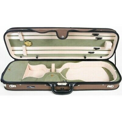 Oblong Hard Violin Case 4/4 Lord M-case  - variety of colours