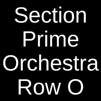 2 Tickets Ringo Starr and His All Starr Band 8/10/19 Wolf Trap Vienna, VA