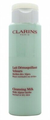 Clarins Cleansers And Toners Cleansing Milk With Alpine Herbs - Dry/Normal Skin