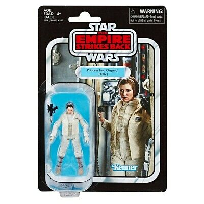 "Star Wars Vintage Collection 3.75"" Princess Leia Organa (Hoth) Ep. V.ESB (VC02)"