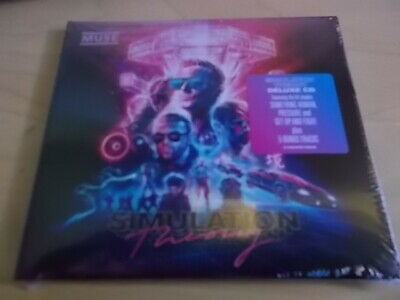 Muse - Simulation Theory  DELUXE EDITION  CD  NEU  (2018)