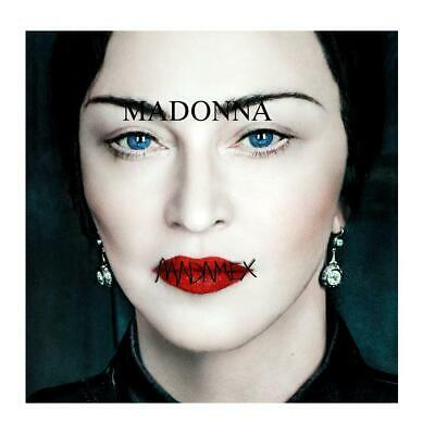 Madame X by Madonna CD - BRAND NEW SEALED