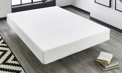 "All Foam Mattress (No Springs) Memory Foam Orthopeadic Reflex Mattress 6"" 8"" 10"""