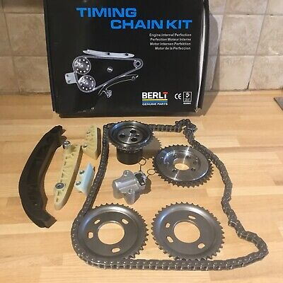 Timing Chain Kit /& Gears for Land Rover Defender 06-12 2.4 TD4 Turbo Diesel