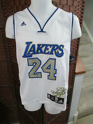 Kobe Bryant Los Angeles Lakers Basketball Jersey Size 48
