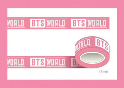 Bts - World Ost Aladin Pre-Order Benefit Masking Tape