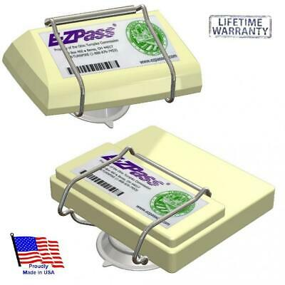 JL Safety EZ Pass-Port - Indestructible Holder fits Mini and OLD size EZ...