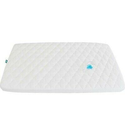 "Biloban Waterproof Crib Mattress Pad Cover for Pack N Play - 39"" x 27"" Fitted..."