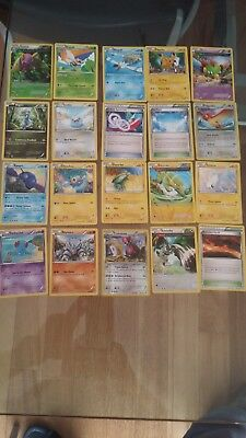 Pokemon Lotto Misto 20 Carte Roaring Skies & Primal Clash Inglese