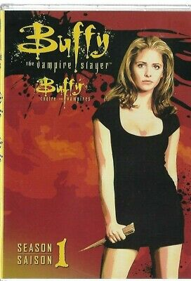 Sealed New DVD - TV Series - BUFFY THE VAMPIRE SLAYER Season 1  Also In French