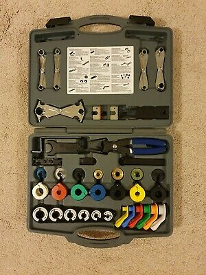 Blue-Point® Master Plus Disconnect Set LDT40 As sold by Snap on
