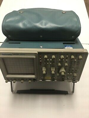 Tektronix 2465B Analog Oscilloscope, Includes Options 11 and 22., User manual.