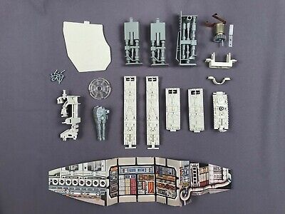 MILLENIUM FALCON, Kenner 1979, STAR WARS, PARTS LOT! Vintage, Han Solo