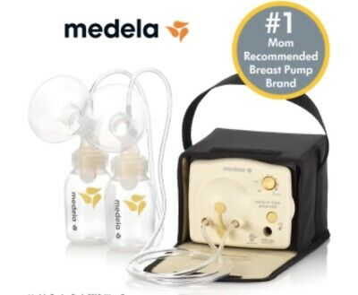 Medela Pump In Style Advanced Double Breast Pump Starter Set Portable