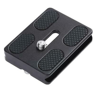 Quick Release Plate For Benro Tripod Ball Head Arca Swiss Compatible PU-50 B K1B