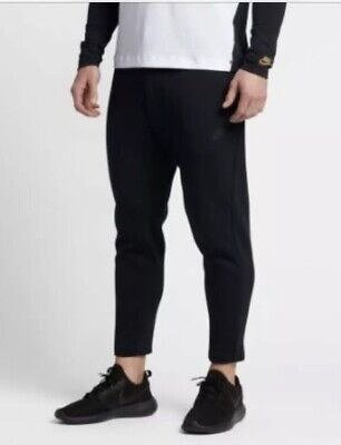 Nike Tech Pack Jogger 929134 010 Cuffed Fleece Pants Wrinkled QS NEW Men's $110