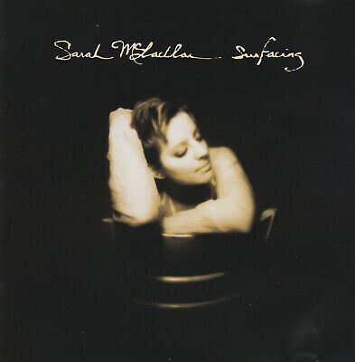 Sarah McLachlan - Surfacing (CD, 1997 Nettwerk W2 30116) Fully Tested