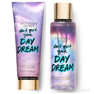 Victoria's  Secret Don't Quit Your Day Dream Lotion and Mist Gift Set