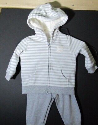 Carter's Just One You Boys Hooded Jacket 2 Piece Set 3 months New WithOut Tags