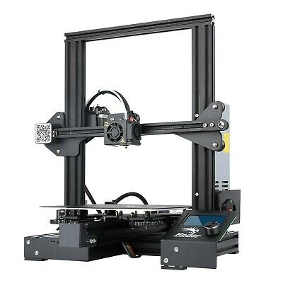 Official Creality Ender 3 Pro 3D Printer with Magnetic Build Surface Plate an...