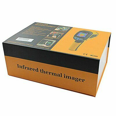 Precision Portable Thermal Imaging Camera Infrared Thermometer Image HT-02 P&