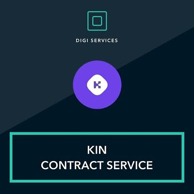 3500 KIN mining contract sent to your address cryptocurrency blockchain