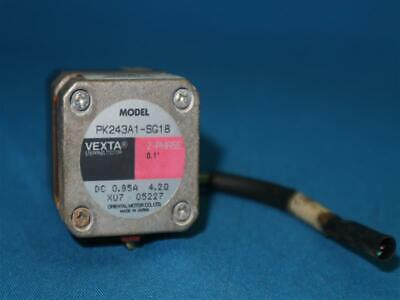 Vexta PK243A1-SG18 PK243A1SG18 2-Phase Stepping Motor DC 0.95A w/ Rusts